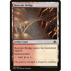 Rustvale Bridge