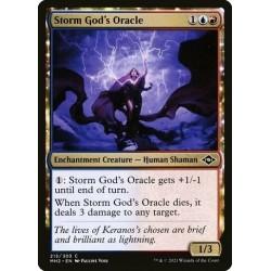 Storm God´s Oracle