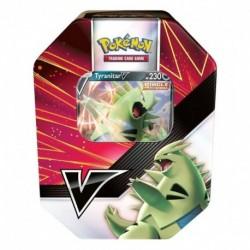 Pokemon V Strikers Tin