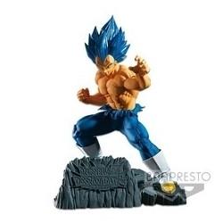 Dragon Ball  Z - Dokkan Battle 6th Aniversary - Vegeta Blue Banpresto
