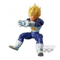 Dragon Ball Z Final Flash Vegeta Super Saiyan Banpresto