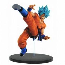 Dragon Ball  Super Son Goku Fes!! - Goku Blue Banpresto