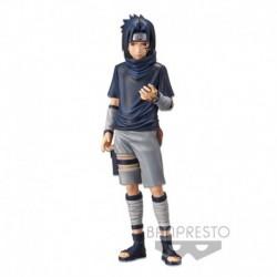 Naruto - Grandista Nero - Uchiha Sasuke Banpresto