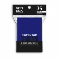 Folios Cartas X75 Color Shield Azul (63.5 X 88)