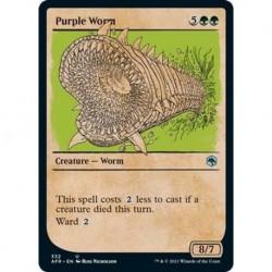 Purple Worm (showcase)