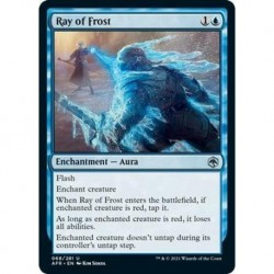 Ray Of Frost