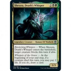 Shessra, Death´s Whisper