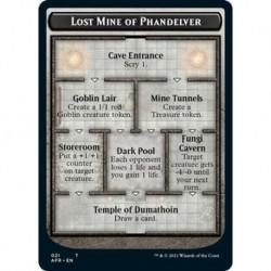 Lost Mine Of Phandelver Dungeon // Skeleton Token