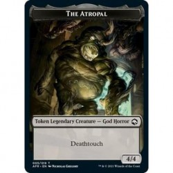 The Atropal Token // Tomb Of Annihilation Dungeon