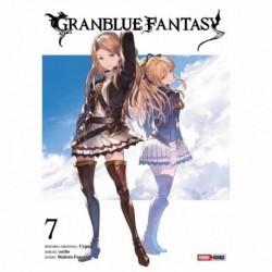 Granblue Fantasy 07 (ultimo Tomo)