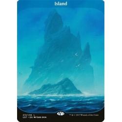 Island (213) (full Art)