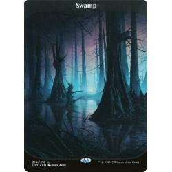 Swamp (214) (full Art)