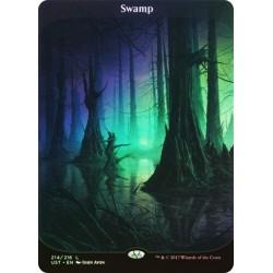 Swamp (214) (full Art) Foil