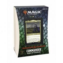 Mazo Magic Commander Forgotten Realms Aura Of Courage