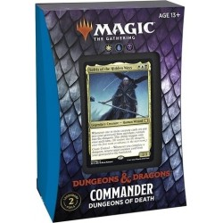 Mazo Magic Commander Forgotten Realms Dungeons Of Death