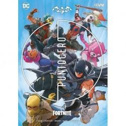 Batman/fornite: Punto Cero