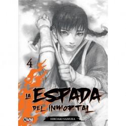 La Espada Del Inmortal Vol. 04
