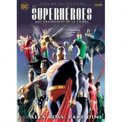 Liga De La Justicia: Los Superhéroes Más Grandiosos De La Tierra