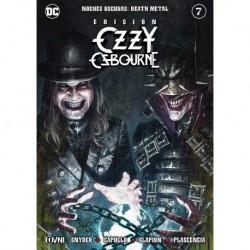 Noches Oscuras: Death Metal 07 Edicion Ozzy Osbourne