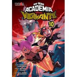 Vigilante: My Hero Academia Illegals 10