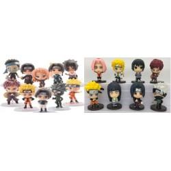 Gashapones Naruto 10 Modelos Precio X Unidad