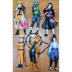 Gashapones Naruto 6 Modelos 15 Cmts Precio X Unidad