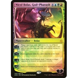 Nicol Bolas, God-pharaoh Foil