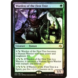 Warden Of The First Tree Foil