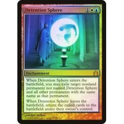 Detention Sphere Foil