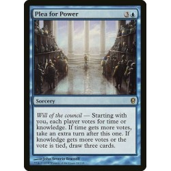 Plea For Power