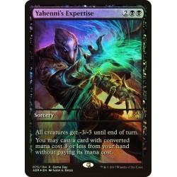 Yahenni´s Expertise (game Day) (full Art)
