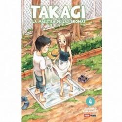 Takagi: La Maestra De Las Bromas 04