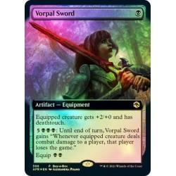 Vorpal Sword Promo Foil