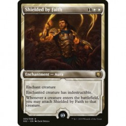 Shielded By Faith