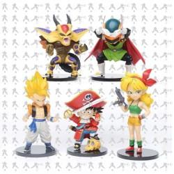 Gashapones Dragon Ball 5 Modelos Precio X Unidad