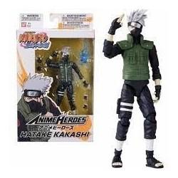 Figuras Anime Heroes Kakashi Articulados 17 Cm