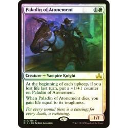 Paladin Of Atonement Foil