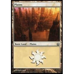 Pack Tierras X 10 (plains)