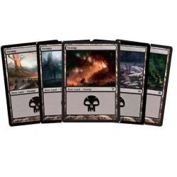 Pack Tierras X 10 (swamp)