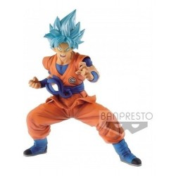 Dragon Ball Super Trascendence Art Vol 1 Goku Blue Banpresto