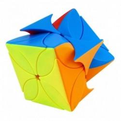 Cubo 4 Caras (four Left) Moyu Meilong Stickerless