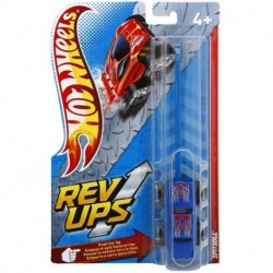 Hotwheels Rev Ups