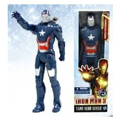 Iron Man/iron Man Patriot