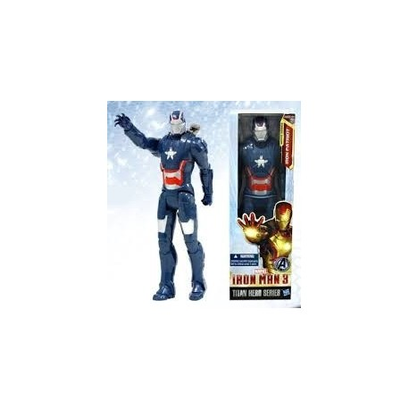 Iron Man/iron Man Patriot