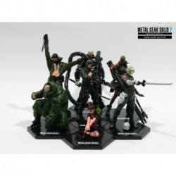 Metal Gears Solid Gashapon +caja
