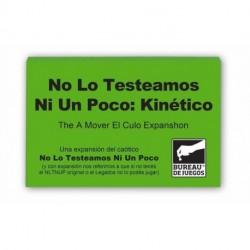 No Lo Testeamos Ni Un Poco:kinetico