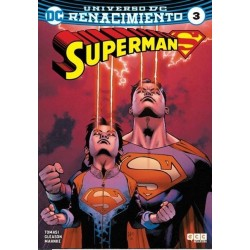 Superman 03  Renacimiento