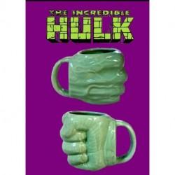 Taza Hulk (detalle En La Manija Solo Para Coleccion)