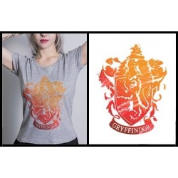 Remera Hp Gry Gris