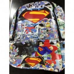 Mochila Bioworld Cuerina  Batman Vs Superman